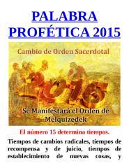 Palabra Profética del año 2015-ANA MENDEZ.doc