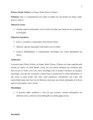 OS VERBOS TRABALHO DE PORTUGUES 1.doc