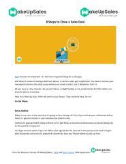 8 Steps to Close a Sales Deal.pdf