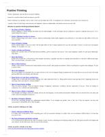 Articles on Positive Thinking Written by Remez Sasson.pdf