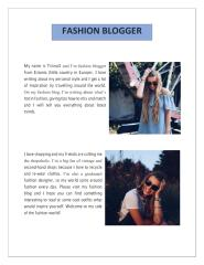 fashion blogger.pdf