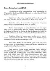 (Wafat 256H) Imam Bukhari.pdf