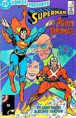 DC Comics Presents 82-Superman Adam Strange.cbr