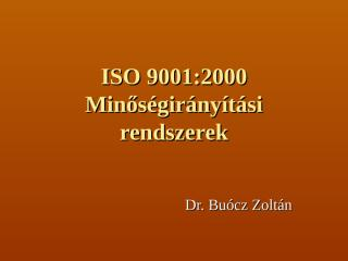 3-ISO 9001.ppt