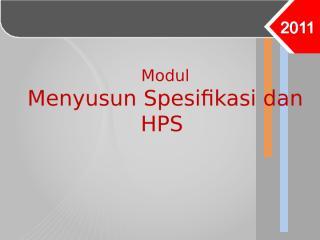 02_slide bahan ajar_penyusunan spesifikasi dan hps.ppt