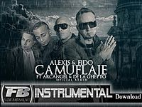 Alexis & Fido Ft. Arcangel & De La Ghetto - Camuflaje Remix (Instrumental) (Www.FlowBarinas.Net).mp3