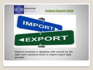 import export data.pdf