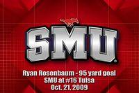 Video- SMU freshman hits 95-yard soccer goal - Y! Sports Blogs - Yahoo! Sports_2.flv