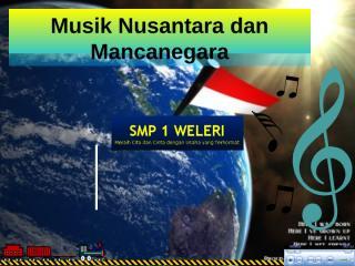 musik nusantara dan mancanegara (fahrizal9esawel)(final).pps
