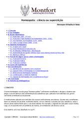 Homeopatia - ciência ou superstição - Hermann Windisch Neto.pdf