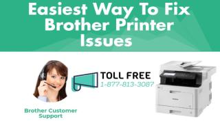 Easiest Way To Fix Brother Printer Issues.pptx