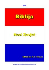 Croatian Holy Bible New Testament- Croata.pdf