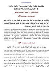 28 & 29 solawat al-imam asy-syafi'i.pdf