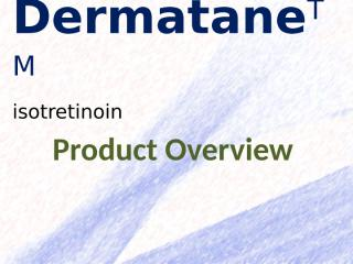 3-Dermatane-overview-PRODUCT.ppt