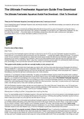 The-Ultimate-Freshwater-Aquarium-Guide-Free-Download.pdf
