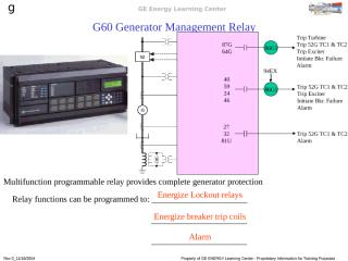 UR series relay Instructor.ppt