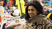 (2) DhoomBros - Brown Aunty Shopping.MP4