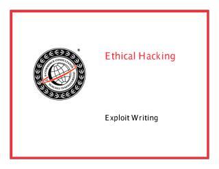 CEHv6 Module 30 Exploit Writing.pdf