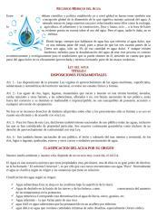 Recursos Hídricos del Agua.docx