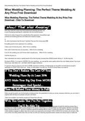 Wise-Wedding-Planning-The-Perfect-Theme-Wedding-At-Any-Price-Free-Download.pdf