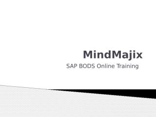 SAP BODS Training.pptx
