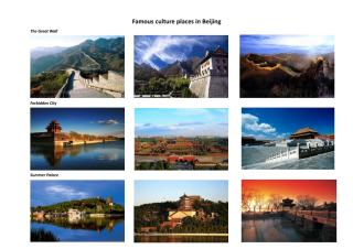 Famous culture places in Beijing.pdf