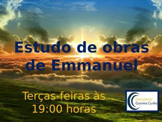 PÃO NOSSO - LIÇÃO 162 - Manifestações espirituais.pptx